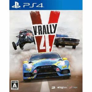 V-Rally 4 PS4版 PLJM-16211