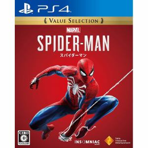 Marvel's Spider-Man Value Selection PS4 PCJS-66046