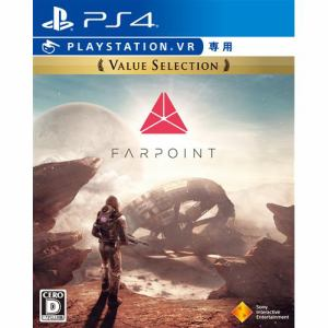 Farpoint Value Selection (PlayStationVR専用)  PS4 PCJS-66038