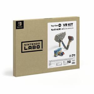 Nintendo Labo Toy-Con 04: VR Kit ちょびっと版追加Toy-Con カメラ&ゾウ HAC-A-LP04B