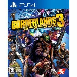 ボーダーランズ3 通常版 PS4 PLJS-36112