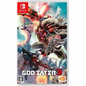 GOD EATER 3 Nintendo Switch版 HAC-P-ALHZA