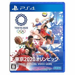 東京2020オリンピック The Official Video Game PS4版 PLJM-16423