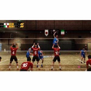 スパイク バレーボール PS4 PLJM-16343