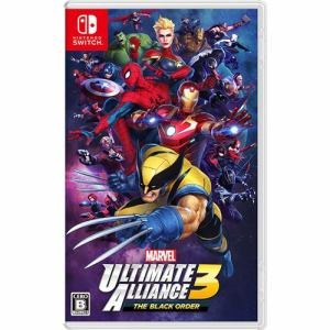 MARVEL ULTIMATE ALLIANCE 3: The Black Order Nintendo Switch HAC-P-APY2A
