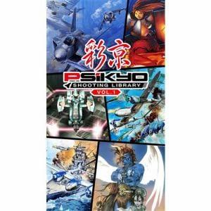 彩京 SHOOTING LIBRARY Vol.1 通常版 Nintendo Switch HAC-P-AUF6A