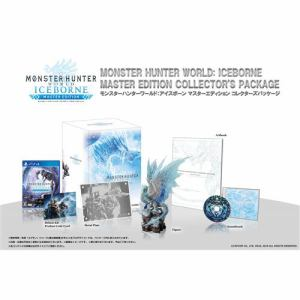 モンスターハンターワールド:アイスボーン マスターエディション コレクターズパッケージ PS4 CPCS-01156