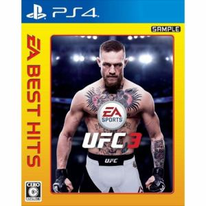 EA BEST HITS EA SPORTS UFC 3 PS4 PLJM-16480