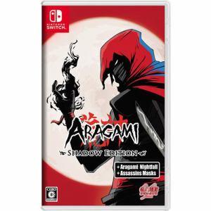 Aragami:Shadow Edition Nintendo Switch HAC-P-AQ4HB