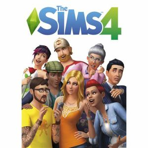 EA BEST HITS The Sims 4 PS4 PLJM-16481