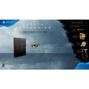 DEATH STRANDING スペシャルエディション PS4 PCJS-66055