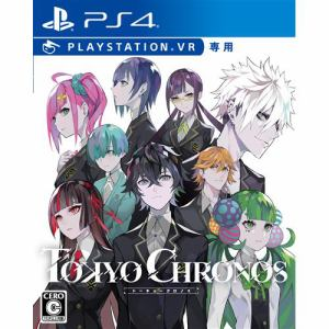 TOKYO CHRONOS(トーキョークロノス) PS4 PLJM-16473 (PlayStationVR専用ソフト)