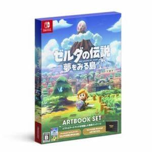 ゼルダの伝説 夢をみる島 ARTBOOK SET Nintendo Switch HAC-R-AR3NA