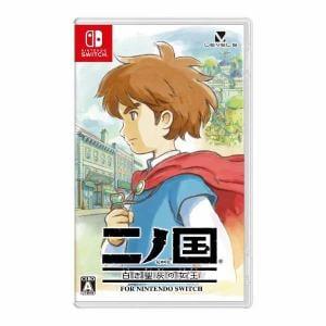 二ノ国 白き聖灰の女王 for Nintendo Switch HAC-P-AS48B