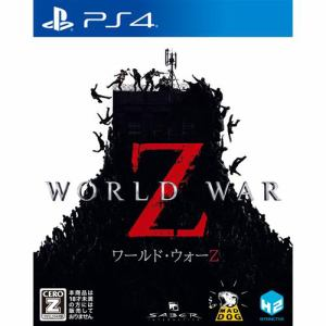 WORLD WAR Z PS4 PLJM-16474
