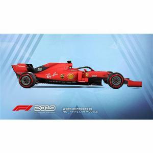 F1 2019 PS4 PLJM-16495
