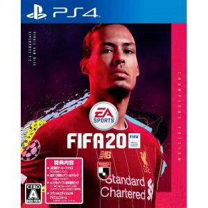 FIFA 20 Champions Edition PS4 PLJM-16492