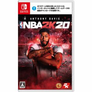 NBA 2K20 通常版 Nintendo Switch HAC-P-AUEMA