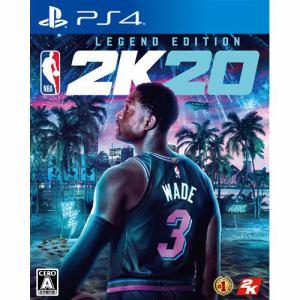 『NBA 2K20』レジェンド・エディション PS4 PLJS-36122