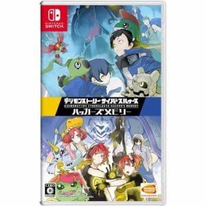 デジモンストーリー サイバースルゥース ハッカーズメモリー Nintendo Switch AC-P-ATPMA