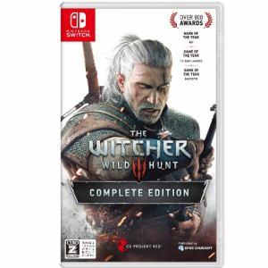 ウィッチャー3 ワイルドハント コンプリートエディション Nintendo Switch HAC-P-AURVL