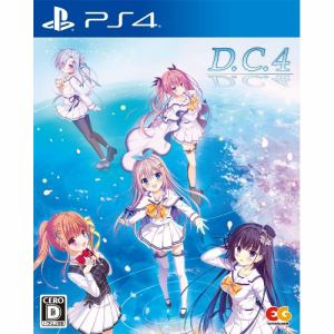 D.C.4~ダ・カーポ4~ 通常版 PS4版 PLJM-16505