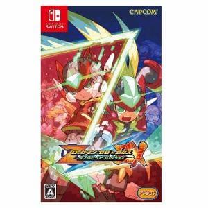 ロックマン ゼロ&ゼクス ダブルヒーローコレクション Nintendo Switch HAC-P-AS4UA