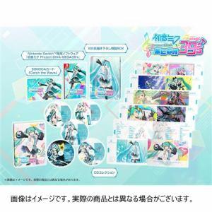初音ミク Project DIVA MEGA39's 10thアニバーサリーコレクション  Nintendo Switch HGA-0011