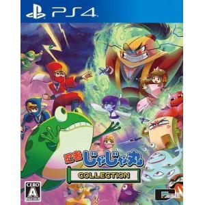 忍者じゃじゃ丸 コレクション PS4 PLJM-16432