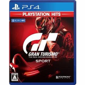 グランツーリスモSPORT PlayStationHits PS4 PCJS-73513