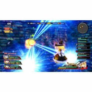 東方スカイアリーナ・幻想郷空戦姫-MATSURI-CLIMAX 通常版 Nintendo Switch HAC-P-AQ63B