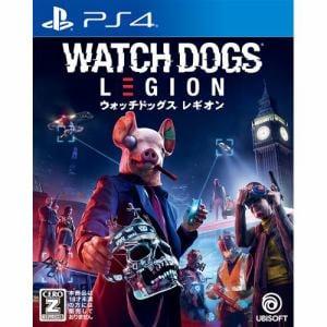 ウォッチドッグス レギオン PS4 PLJM-16526