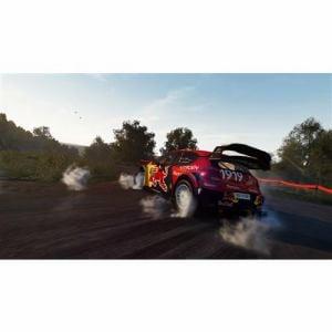 WRC 8 PS4 PLJM-16484