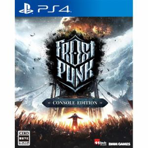 Frostpunk  (フロストパンク)  PS4