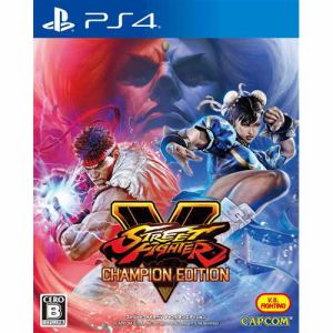 STREET FIGHTER V CHAMPION EDITION PS4 PLJM-16569