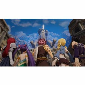 FAIRY TAIL GUILD BOX PS4 KTGS-40476