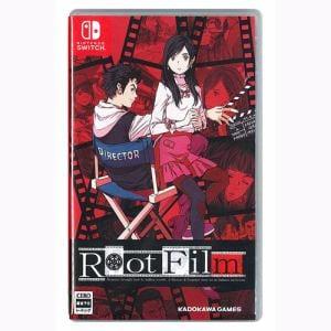 Root Film(ルートフィルム) Nintendo Switch版 HAC-P-AVV7A