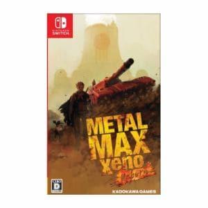 METAL MAX Xeno Reborn 通常版 Nintendo Switch HAC-P-AVTAA
