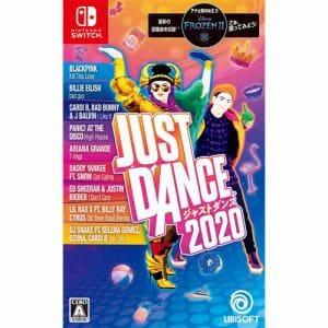 ジャストダンス2020 Nintendo Switch HAC-P-ATPDA