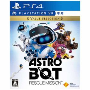 ASTRO BOT:RESCUE MISSION Value Selection PS4 (PlayStationVR専用) PCJS-66066