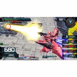 機動戦士ガンダム EXTREME VS. マキシブーストON 通常版 PS4 LJS-36044