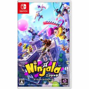 ニンジャラ ゲームカードパッケージ Nintendo Switch HAC-P-AJL5A