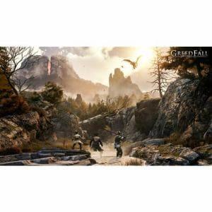 GreedFall PS4 PLJM-16597