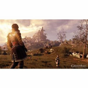 GreedFall PS4 PLJM-16597