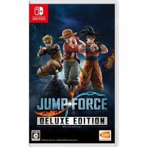JUMP FORCE デラックスエディション Nintendo Switch HAC-P-AV67A
