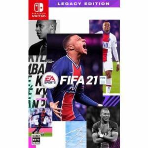 FIFA 21 LEGACY EDITION Nintendo Switch HAC-P-AXSHA