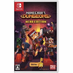 Minecraft Dungeons Hero Edition (Switch版) HAC-P-AUZ4E