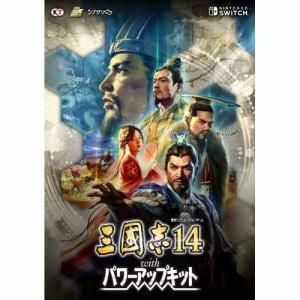 三國志14 with パワーアップキット Nintendo Switch HAC-P-AY74A