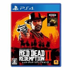 レッド・デッド・リデンプション2 PS4 PLJM-16544 (価格改定版)