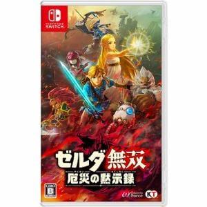ゼルダ無双 厄災の黙示録 Nintendo Switch HAC-P-AXEAA